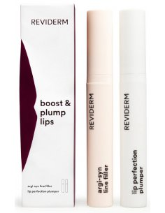 boost & plump lips